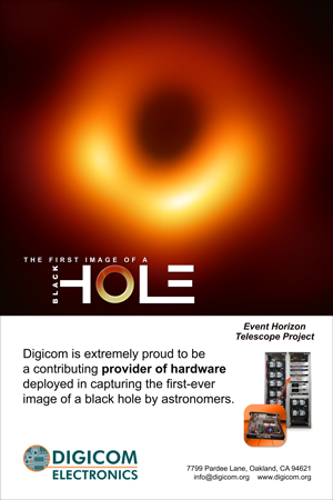 ROACH enables first image of black hole